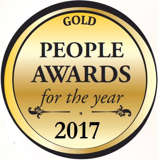 2017 Gold Peoples Award